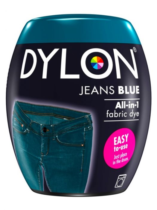 Dylon Machine Dye Pod 41 Jeans Blue