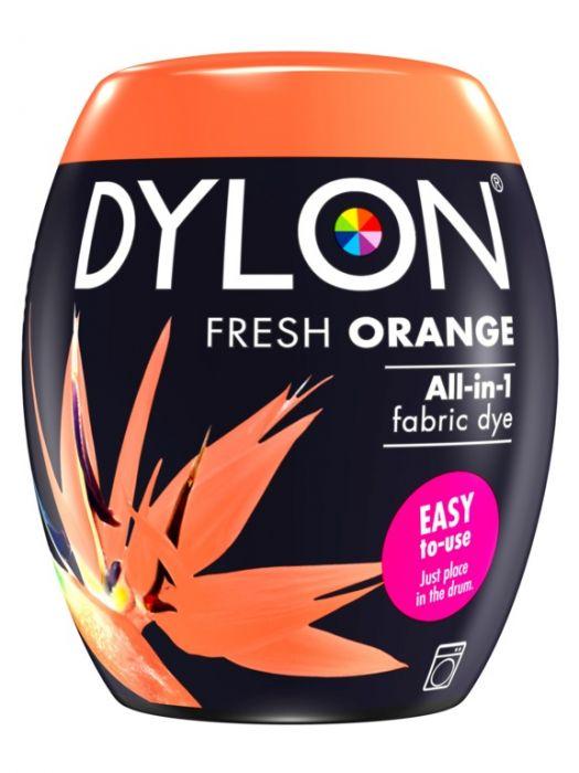 Dylon Machine Dye Pod 55 Fresh Orange