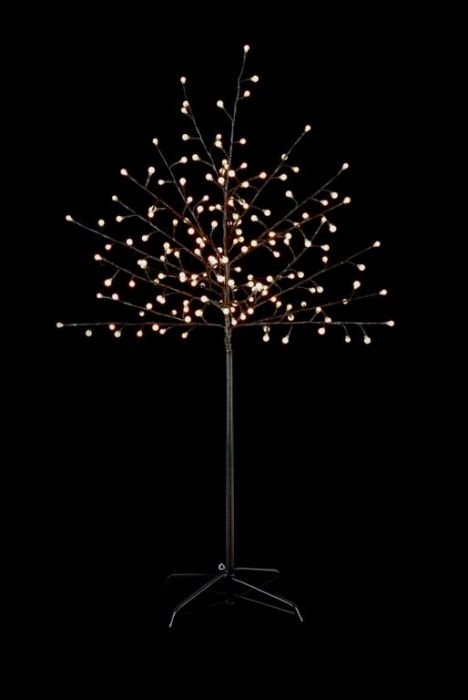 Led Ball Tree With 200 Leds