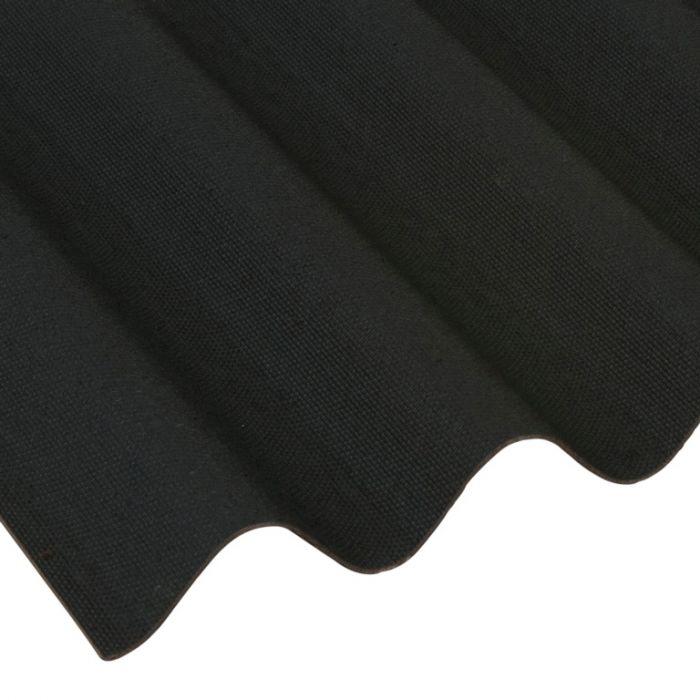Ariel Coroline Bitumen Sheet Black