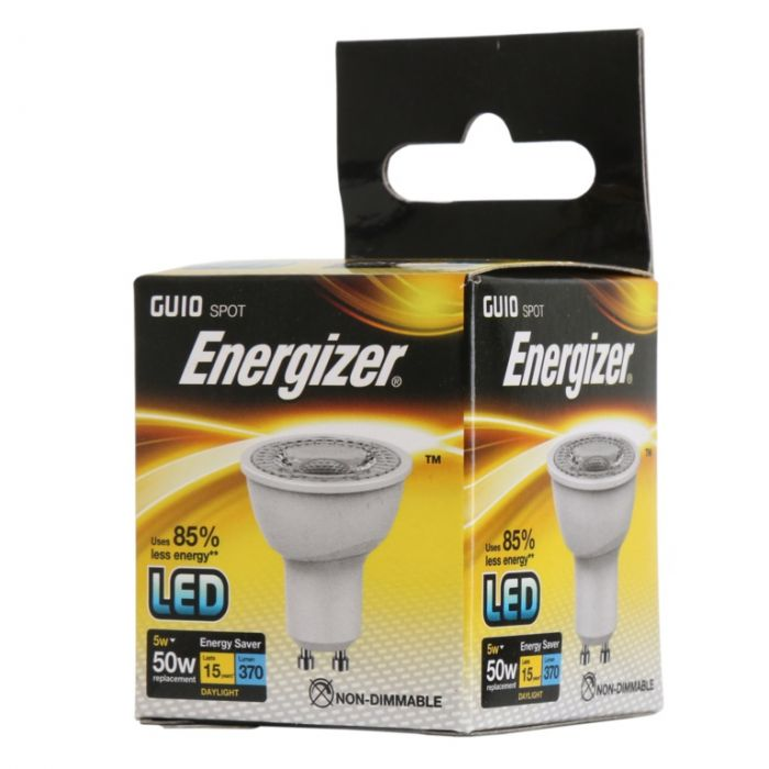 Energizer Led Gu10 5W Gu10 Boxed