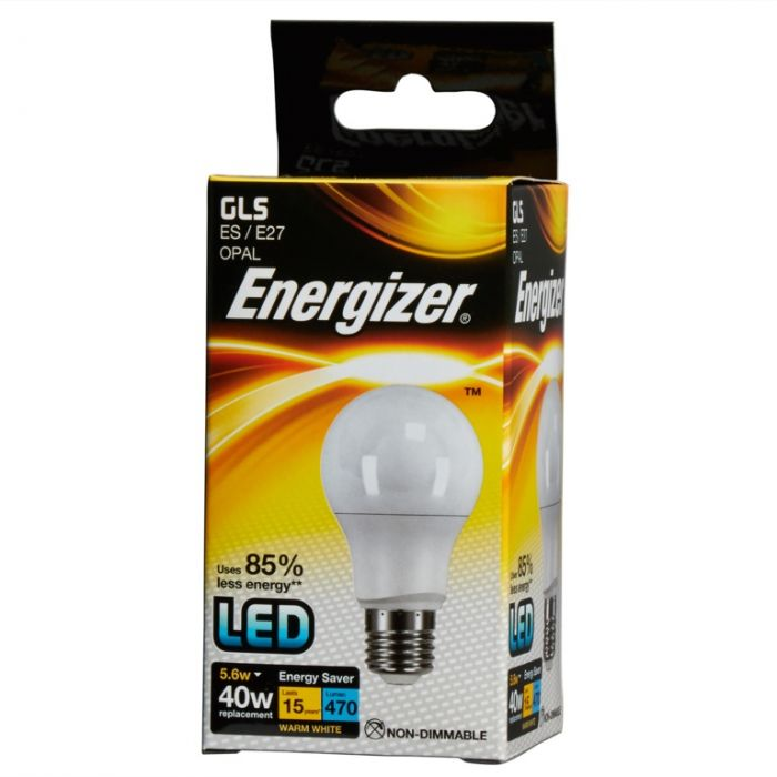 Energizer Led Gls 5.6W E27 Boxed