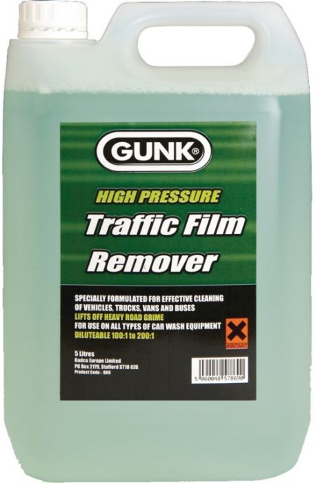 Gunk Traffic Film Remover 5L