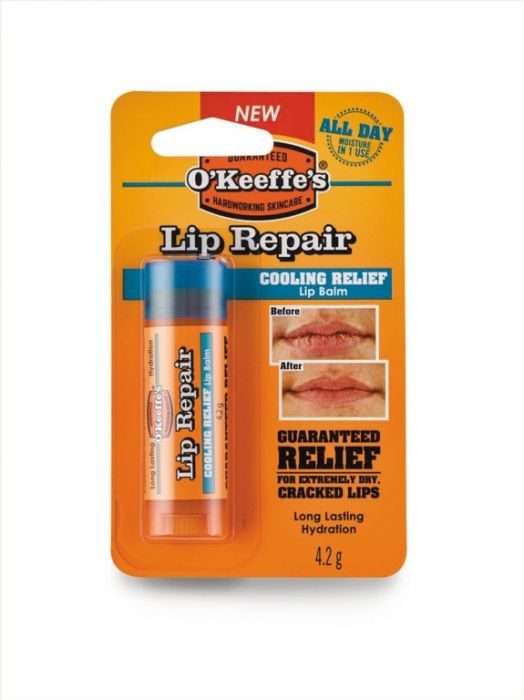 O'keeffe's Lip Repair 4.2G Cooling Relief