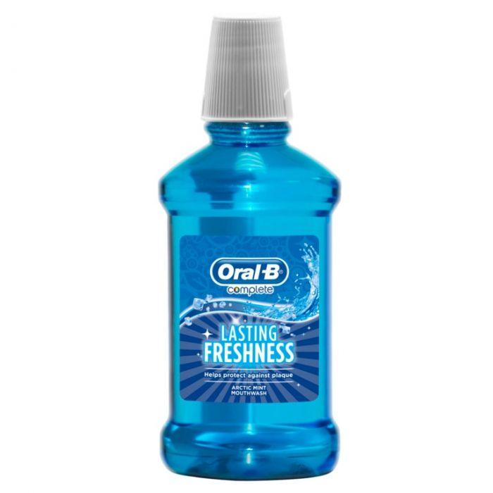 Oral B Complete Mouthwash 250Ml