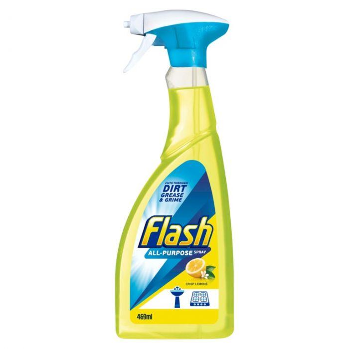 Flash Spray 469Ml Lemon