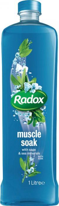 Radox Herbal Bath 1L Muscle Soak
