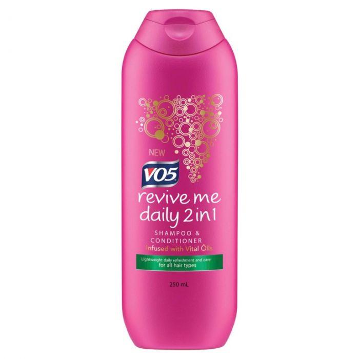 Vo5 Elixir 2In1 Shampoo 250M Revive Me