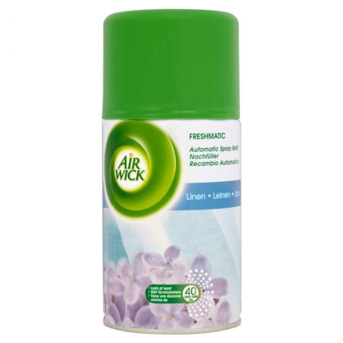 Airwick Freshmatic Refill 250Ml Linen Lilac