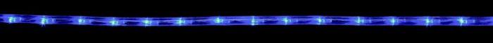 Multi Action Blue Led Rope Light