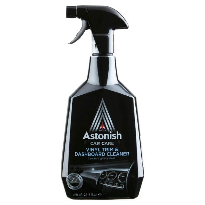 Astonish Vinyl Trim & Dashboard Cleaner 750Ml