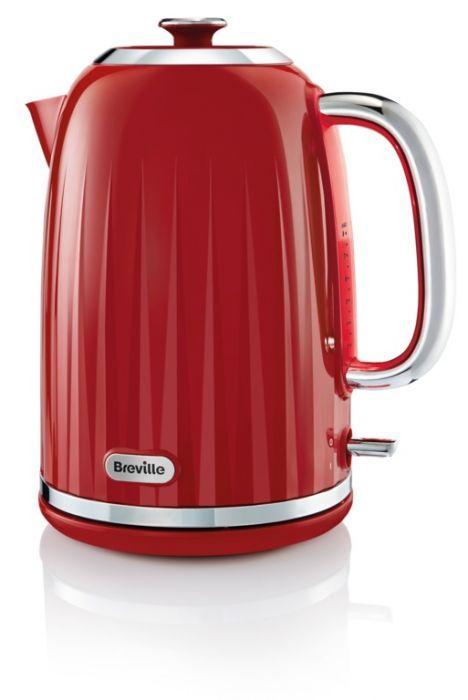 Breville Impressions Kettle Red 1.7L