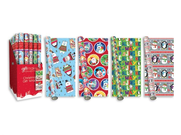 5M Wrapping Paper