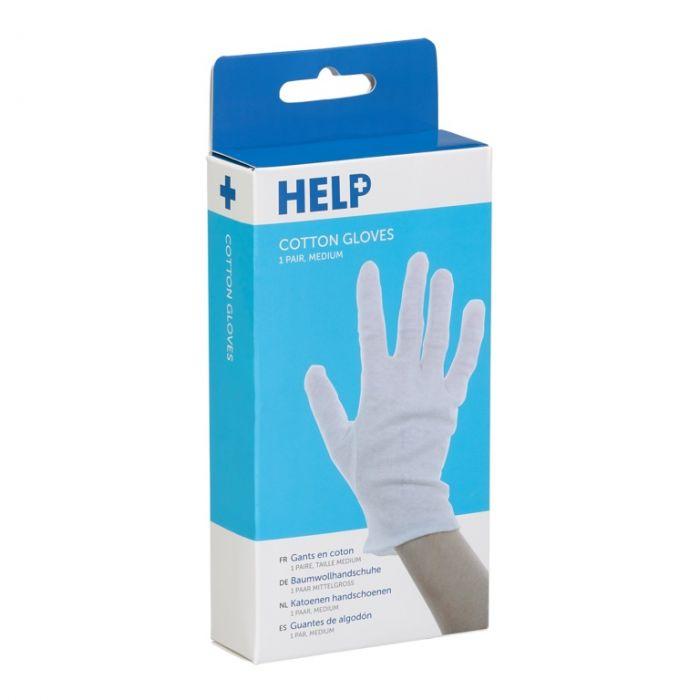 Help Cotton Gloves Pair