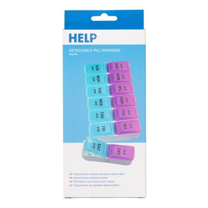 Help Detachable Pill Reminder
