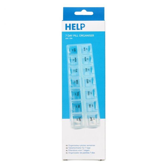 Help Pill Organiser