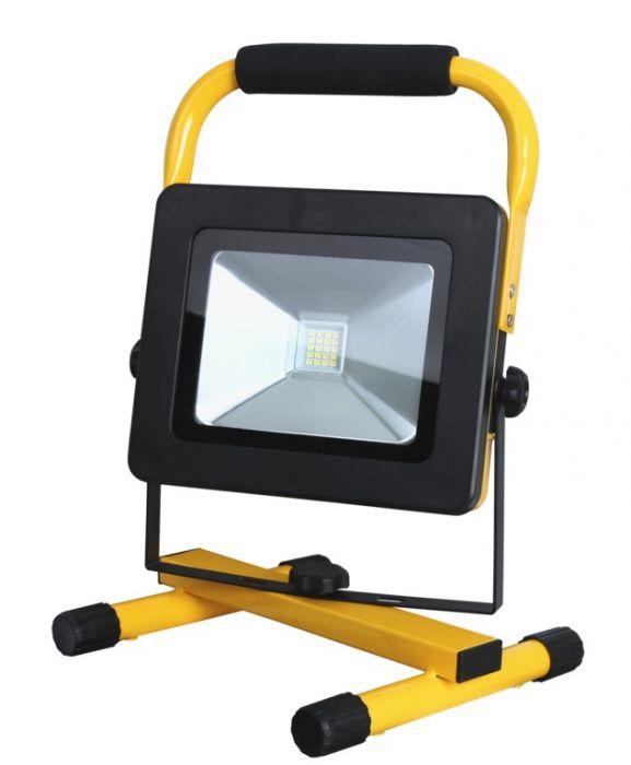 Powermaster Rechargeable Slim Work Light Ip54 20W