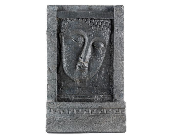 Kaemingk Grecian Buddha Fountain Grey