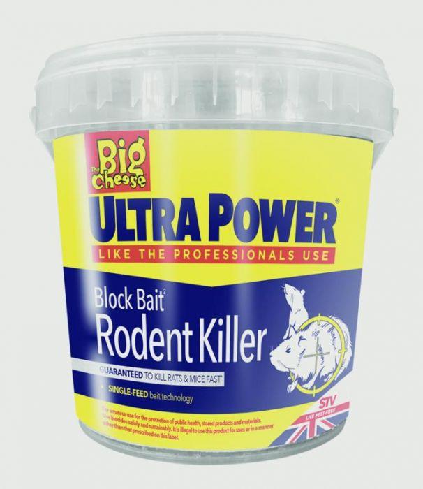The Big Cheese Ultra Power Block Bait Refill 15X20g