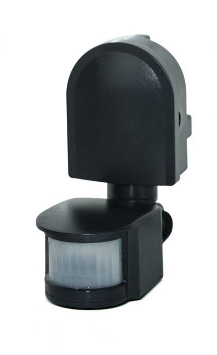 Luceco Ip44 Pir Sensor Black