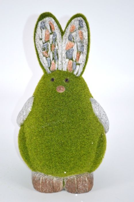 Kent Collection Flocked Rabbit