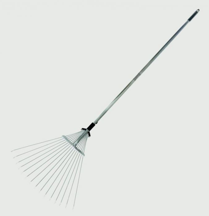 Wilkinson Sword Adjustable Lawn Rake
