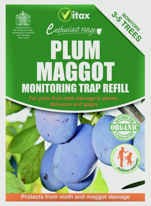Vitax Plum Maggot Trap 35G Refill Pack