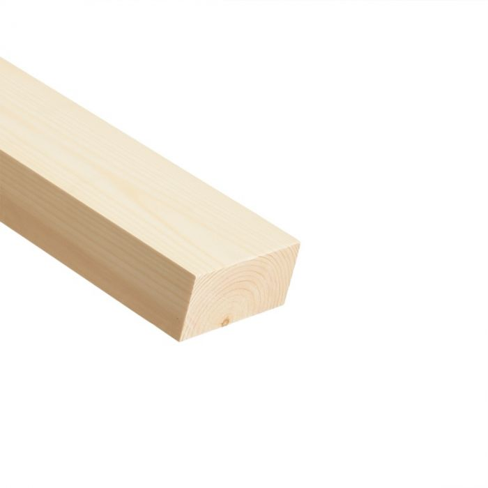 Cheshire Mouldings Pefc Knotty Pse Timber 2.4M X 95 X 45