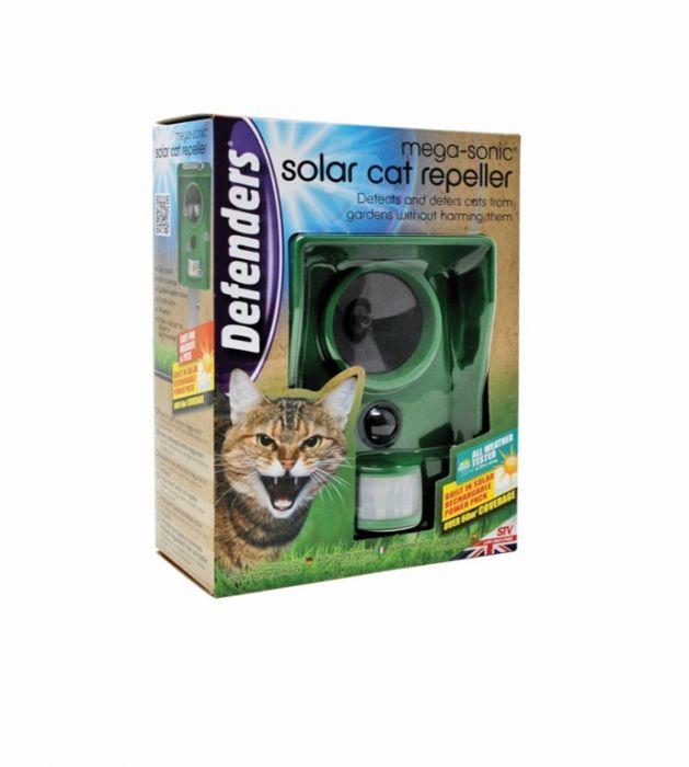 Defenders Mega Sonic Solar Cat Repeller