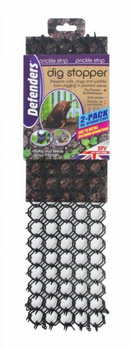 Defenders Prickle Strip Dig Stopper 2 Pack