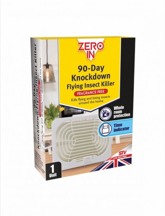 Zero In 90 Day Knockdown Flying Insect Killer