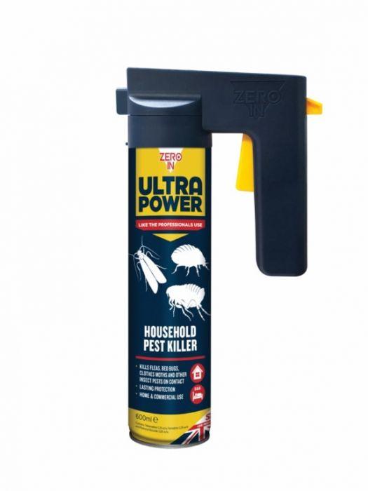Zero In Household Pest Killer 600Ml