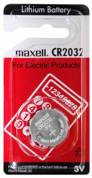 Maxell Lithium Cr2032 2032