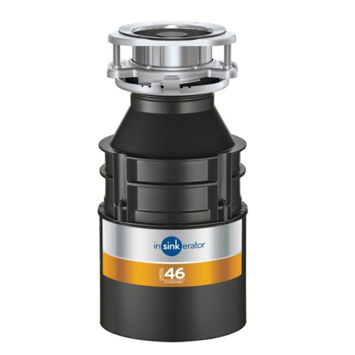 Insinkerator Food Waste Disposer With Air Switch Model 46