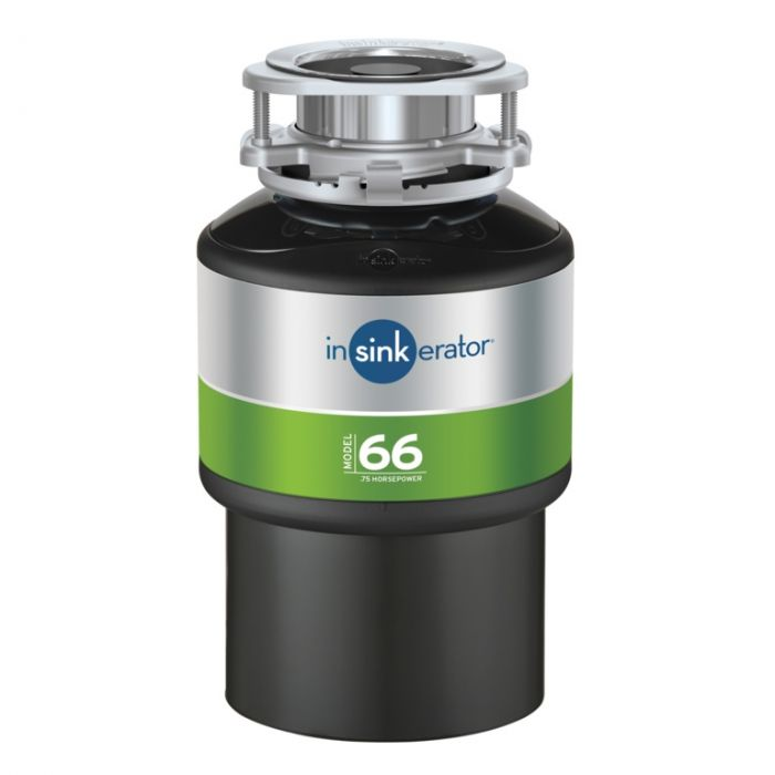 Insinkerator Food Waste Disposer With Air Switch Model 66