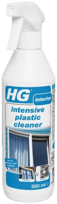 Hg Intense Plastic Cleaner 500Ml