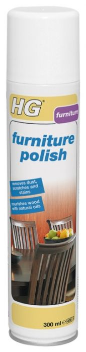 Hg Furniture Polish 300Ml