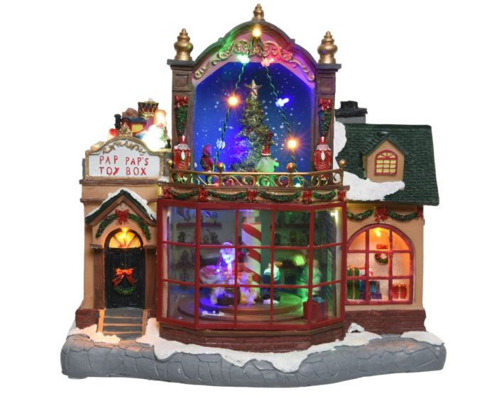 Led Indoor Toy Shop