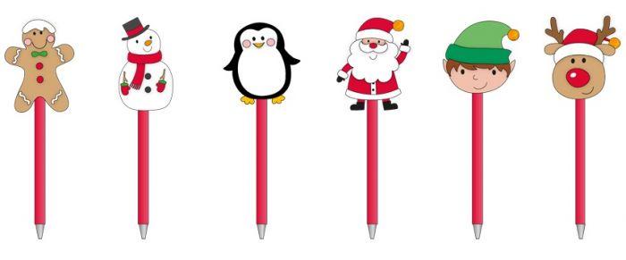 Christmas Pen