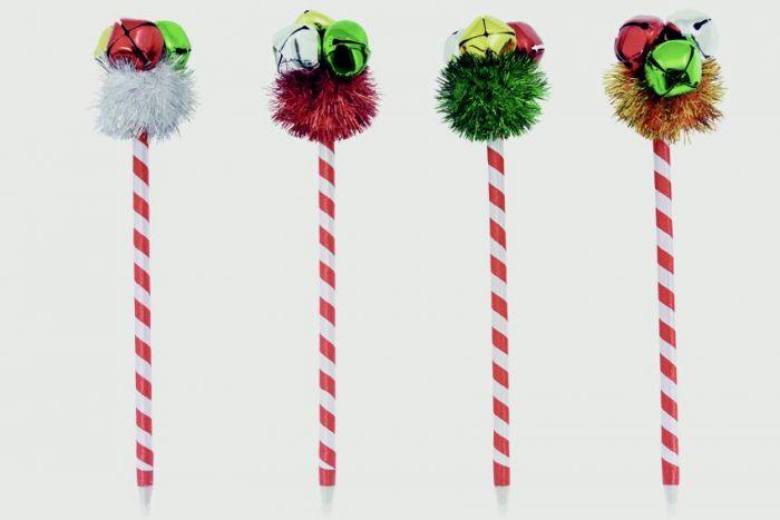 Christmas Bell Pen