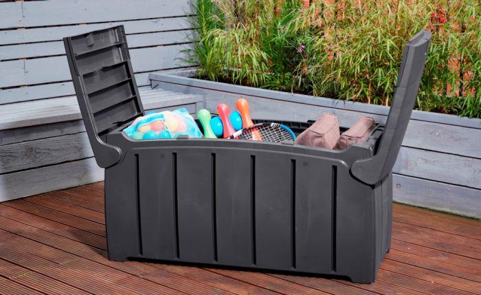 Strata Outdoor Garden Storage Box 322L