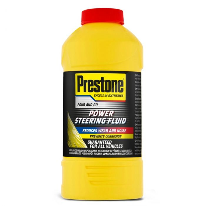 Prestone Power Steering Fluid 355Ml
