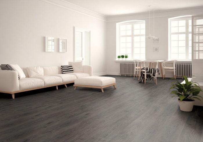 Kronoswiss Liberty Laminate Floor - Natural Oak Coal 2.131M2 Per Pack