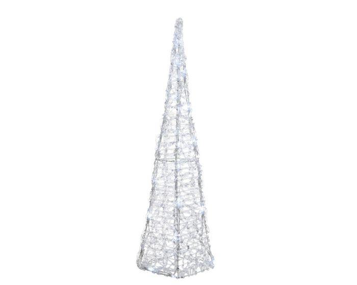 Led Acrylic Flashing Pyramid