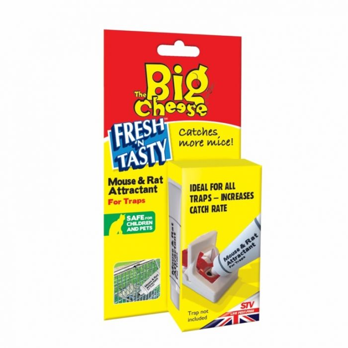 The Big Cheese Mouse & Rat Attractant