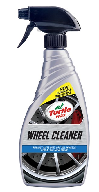 Turtle Wax Wheel Clean 500Ml Trigger