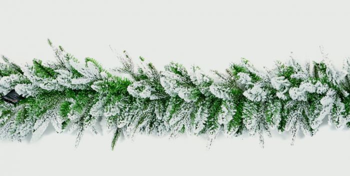 Snow Garland