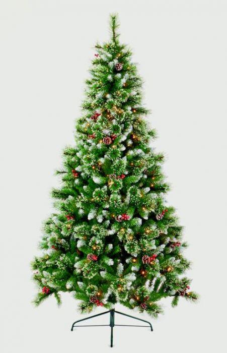 Pre Lit Sugar Pine Tree