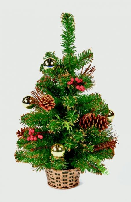 Dressed Tree 60Cm