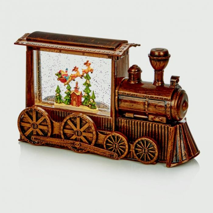 Gold Train Water Spinner